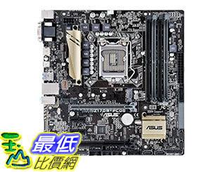 [105美國直購] 主機板 ASUS Z170M-PLUS Micro ATX DDR4 Motherboards B0126R44FG