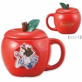 日本迪士尼白雪公主蘋果杯子碼客杯陶瓷杯蘋果造型244790通販屋