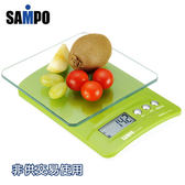 SAMPO 聲寶 時尚食物料理秤 BF-L1404CL