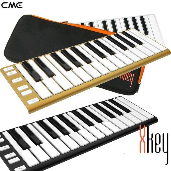 【非凡樂器】CME Xkey 25鍵超薄時尚控制鍵盤 / 搭配專用琴袋 / 公司貨一年保固
