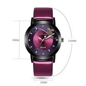 大紅大紫夜光手錶女時尚石英錶女錶防水鉆女士手錶