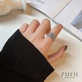限量現貨◆PUFII-戒指 皮帶造型金屬感戒指- 0709 現+預 夏【CP18836】