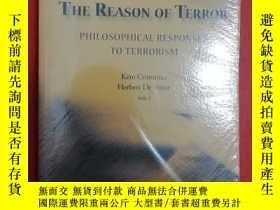 二手書博民逛書店The罕見Reason of Terror: Philosoph