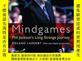 二手書博民逛書店罕見MindgamesY307751 Roland Lazenby Bison Books, 2007 ISB