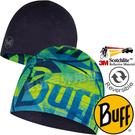 BUFF 121599.555 Microfiber雙面戴彈性防寒保暖帽 Reversible反光薄帽/滑雪運動 休閒帽