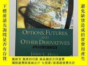 二手書博民逛書店OPTIONS,FUTURES,AND罕見OTHER DERIVATIVES期權、期貨和其他衍生品Y27011