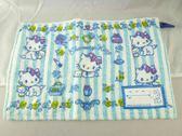 【震撼精品百貨】Charmmy Kitty_寵物貓 ~ 小毛巾『藍條紋』