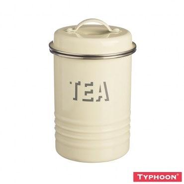 【TYPHOON】復古儲存茶罐1-25L(米)
