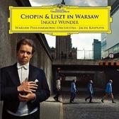 蕭邦&李斯特在華沙 溫德鋼琴 卡斯普賽克指揮 華沙愛樂管弦樂團 雙CD (購潮8)