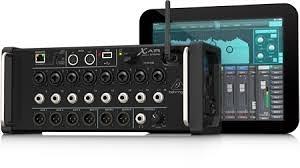 凱傑樂器 Behringer XR16 數位混音座 MIXER 平板控制