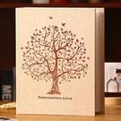相薄 5寸6寸200張相冊本紀念冊插頁式家庭大容量影集過塑成長記錄冊【快速出貨八折搶購】