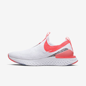 NIKE W EPIC PHNTM REACT FK JDI [CQ5412-161] 女鞋 慢跑 輕量 透氣 白粉