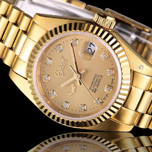 愛其華 Ogival 經典優雅機械腕錶 30328LK
