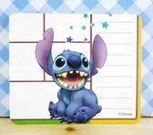 【震撼精品百貨】Stitch_星際寶貝史迪奇~卡片-大笑