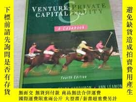 二手書博民逛書店VENTURE罕見CAPITAL PRIVATE EQUITY:
