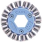 CARL   B-06  造型刀片 SCALLOP  /  片