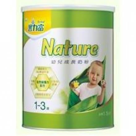 『121婦嬰用品館』豐力富Nature 1-3歲幼兒成長奶粉(1.5kg/罐) 6罐組 贈品*1