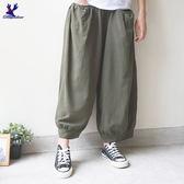 【下殺↘5折】American Bluedeer - 寬鬆雙口袋褲 春夏新款