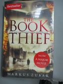 【書寶二手書T1/原文小說_HBR】The Book Thief_Markus Zusak