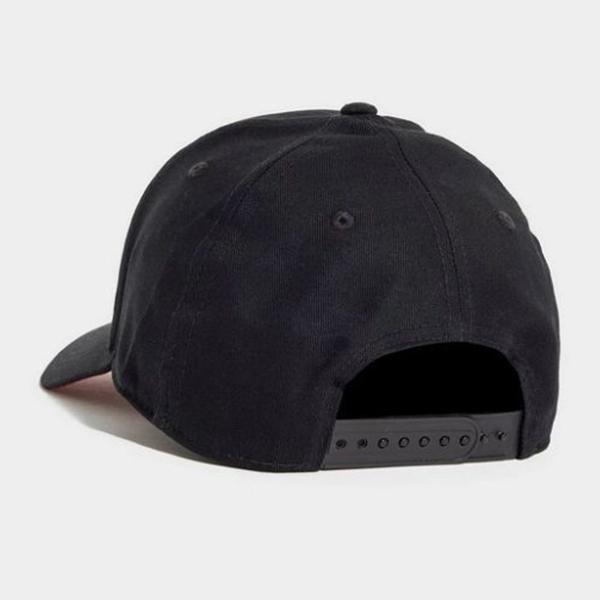 NIKE AIR JORDAN LOGO 老帽 棒球帽 刺繡 休閒 黑【運動世界】CK1248-010