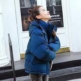 年新款棉衣女韓版寬鬆面包棉服短款外套特賣