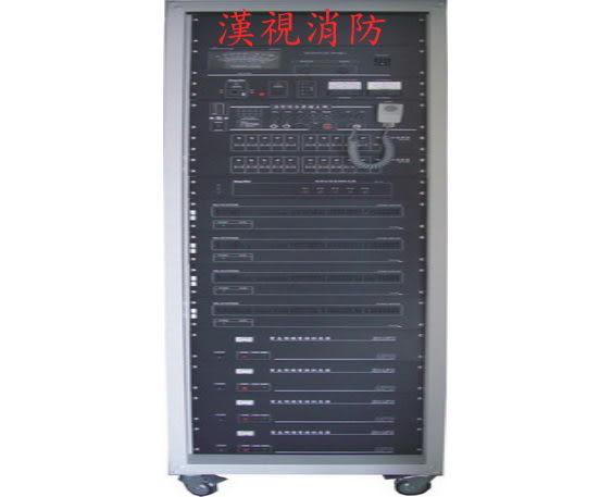 消防署認證 消防廣播系統 (客製化)600w高功率後級擴大機300W-800W 大樓.賣場電話業務廣播.