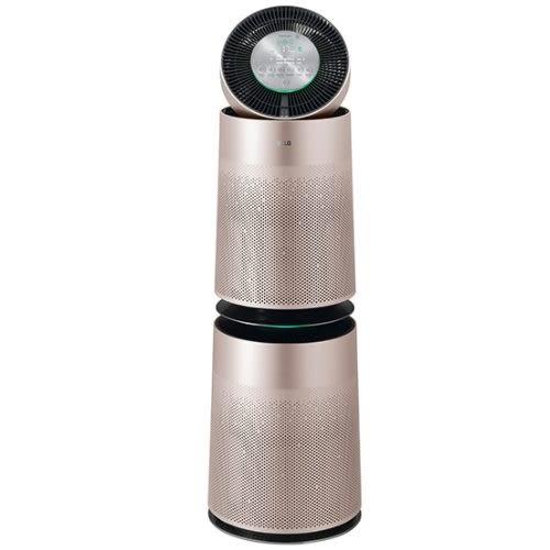 回函贈(本檔加送2組共4片濾網)LG 空氣清淨機超級大白AS951DPT0
