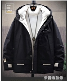 棉衣外套 男士棉衣新款韓版潮流羽絨棉服外套男秋冬季加絨加厚棉襖子男 快速出貨