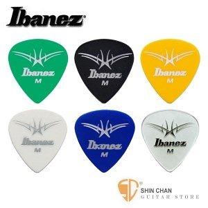 吉他彈片 ► Ibanez (CI16M) 六片混搭組 Pick 彈片