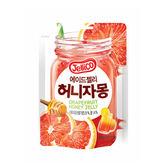 Jellico 蜂蜜葡萄柚軟糖80g【愛買】