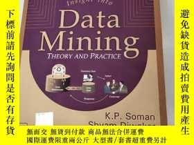 二手書博民逛書店Insight罕見into Data Mining: Theory and Practice對數據挖掘的認識:理論