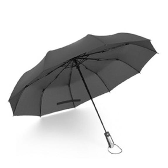 自動傘 兩用傘 摺疊傘 折疊傘 陽傘 雨傘 迷你傘 袖珍 10骨全自動摺疊傘【L138-1】米菈生活館