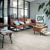 地板卷材 捲材 淺色復古木紋 客廳 廚房 門市 展示廳用 SS-3301