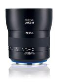 6期零利率 Zeiss 蔡司 Milvus  2/50M ZE 50mm F2 微距鏡頭 For Canon 石利洛公司貨