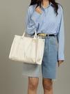 美嘟嘟定制大包包女2021新款潮牌簡約鱷魚紋手提包出游包購物袋包 黛尼時尚精品