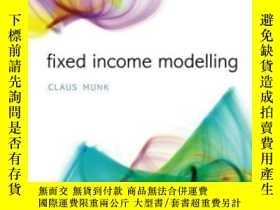 二手書博民逛書店Fixed罕見Income ModellingY255174 C