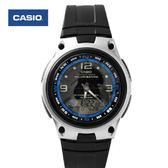 CASIO卡西歐  輕盈舒適多功能雙顯電子手錶 休閒運動腕錶 有保固【NE1442】原廠公司貨