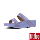 FitFlop】LOTTIE CHEVRON-SUEDE SLIDES(薰衣草紫)