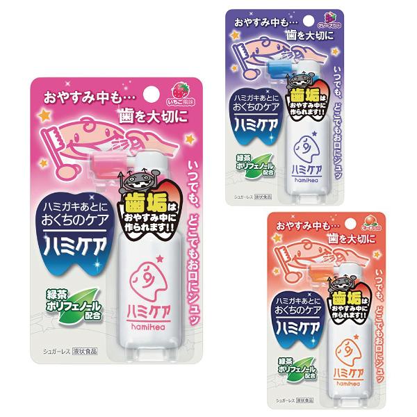 日本 GMP BABY 東京西川 丹平 牙齒保護噴霧 (三款可選)