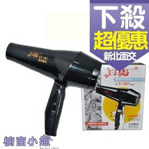 CY-767 沙龍老品牌輕型好馬吹風機 髮廊專業 耐用 可三段調風 (台灣製造) 950W