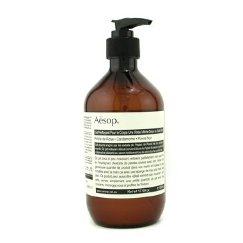 SW-Aesop-18 玫瑰的名字身體潔膚露 A Rose By Any Other Name Body Cleanser 500ml