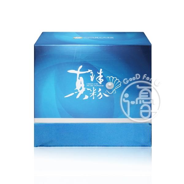 BEAUTY小舖 100%千琦珍珠粉(60g/罐)/盒【i -優】