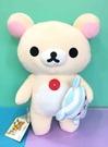 【震撼精品百貨】Rilakkuma San-X 拉拉熊懶懶熊~絨毛娃娃~妹妹拿熊#23356