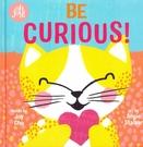 【麥克書店】BE CURIOUS/硬頁翻翻書《主題:顏色認知.五感體驗》