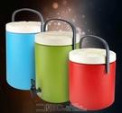 奶茶桶 大容量商用奶茶桶保溫桶15L19L 咖啡果汁豆漿桶開水桶冷熱涼茶桶 DF  全館 維多