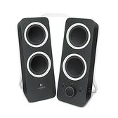 Logitech 羅技 Z200 黑色 多媒體 二件式 音響 喇叭