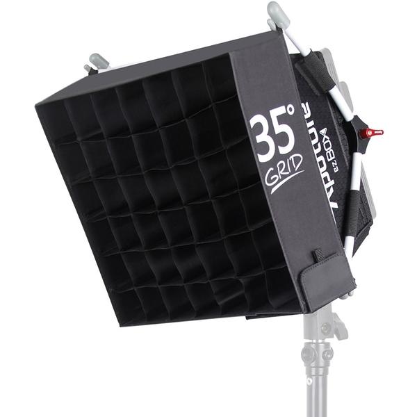◎相機專家◎需客定 Aputure Amaran EZ Box+柔光罩 含網格 適用AL-528 AL-672 公司貨