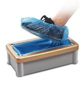 智慧全自動鞋套機家用客廳新款一次性鞋套鞋膜機套鞋機踩腳鞋套盒ATF 格蘭小舖