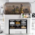 廚房置物架刀架調味瓶調料架子多功能神器用品家用大全筷子收納盒MBS「時尚彩紅屋」