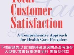 二手書博民逛書店預訂Total罕見Customer Satisfaction: A Comprehensive Approach
